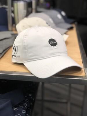 Titleist Heights Golf Logo Hat
