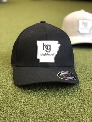 Heights Golf Flex Fit Hat
