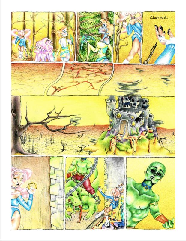 Issue #2: In-a-Mada-da-Vee-da