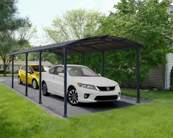 Elite Arched Carport