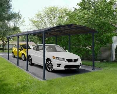 Elite Arched Carport