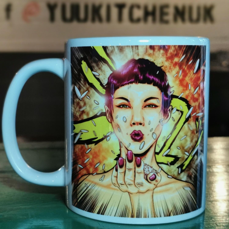 Blown Away Mug