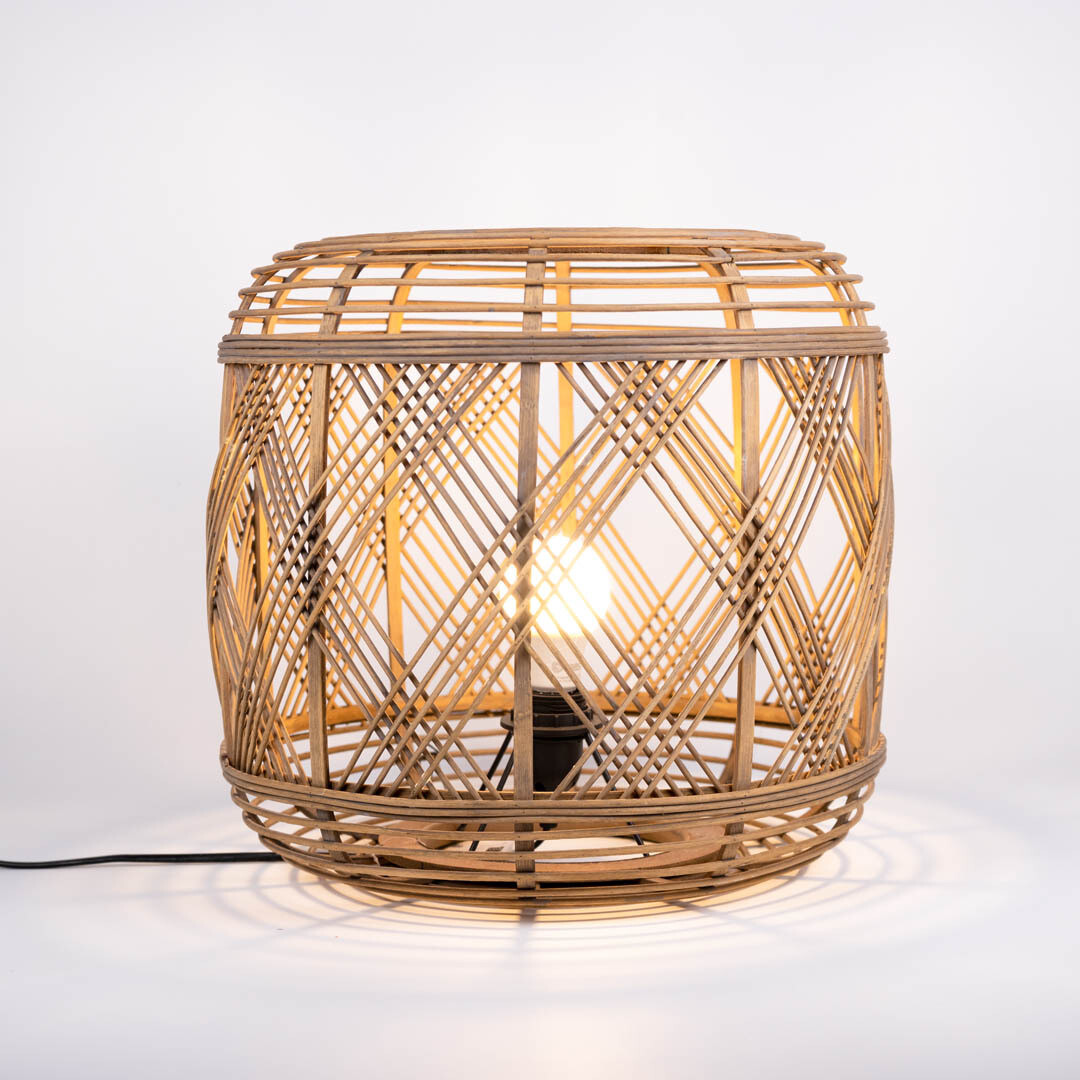 Candeeiro Bambu