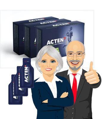 ACTEN Drei-Monatspackung