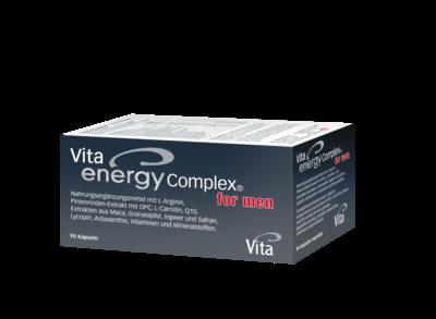 Vita Energy Complex for men 90 Kapseln