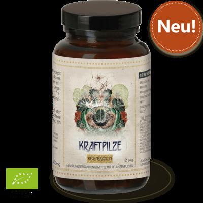 Vitalpilze Regeneration – Immun-Modulator