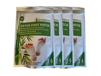 4er Detox natürliche Entgiftung