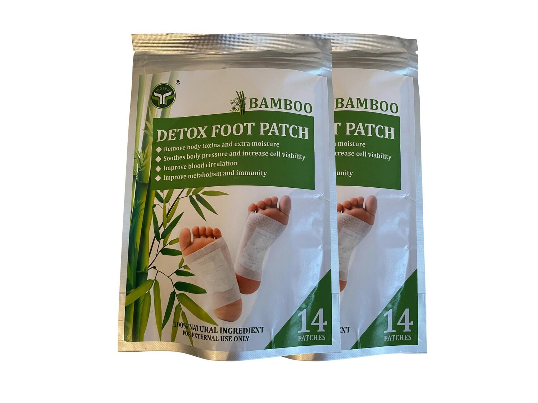 2er Detox natürliche Entgiftung