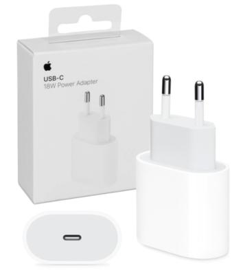 Adaptateur Secteur Apple Original 18W Type-C