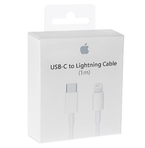 Cable Apple Lightning Type-C