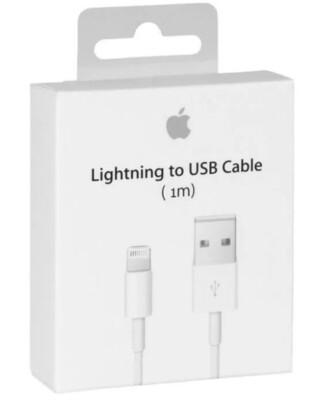 Cable Original Apple Lightning USB