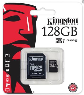 Carte Micro SD 128GB