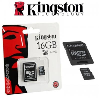 Carte Micro SD 16GB