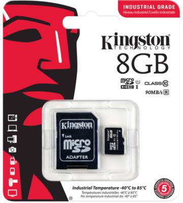 Carte SD 8GB