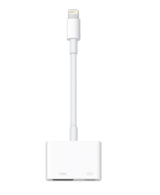 Adaptateur Lightning AV HDMI numérique