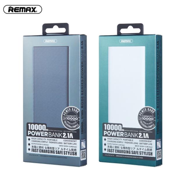 Batterie Externe Remax RPP 149 Noir 10000mAh