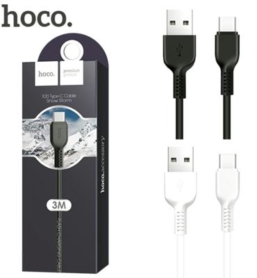 HOCO Câble de charge X20 Flash Type-C