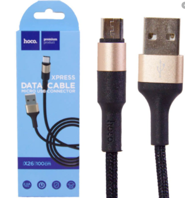 Câble USB vers Micro-USB «X26 Xpress»