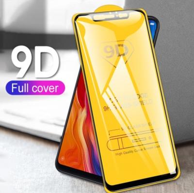 Verre Trempe 9D Full pour iphone