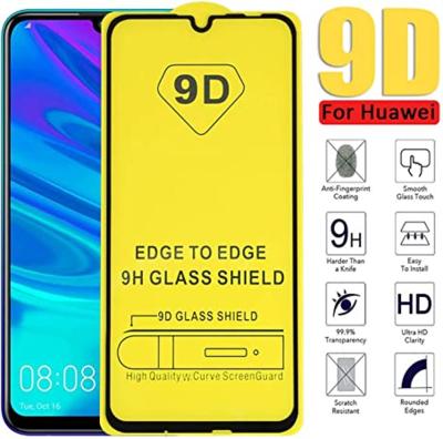 Verre Trempe 9D Full pour Samsung Serie Note