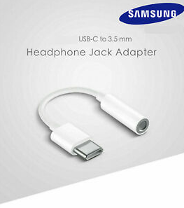 Adaptateur Original Samsung Jack Type C