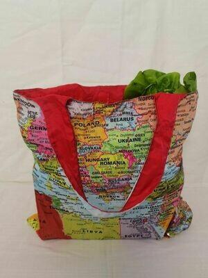 Einkaufstasche Syrien zum Zusammenlegen