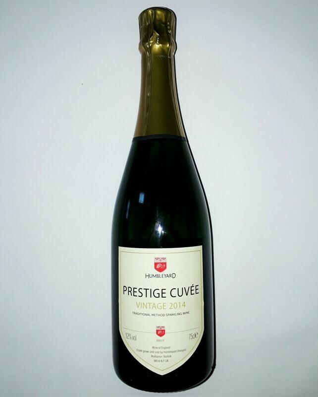 Prestige Cuvée  2014 -Sparkling dry white - case of 6