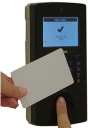 Bio-Clock Fingerprint, Proximity (HID) and Pin (Includes 2 Year Warranty)