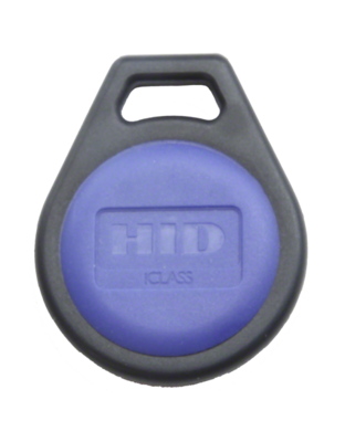 10 x HID Promixity Tag (Keyring Fob Style)