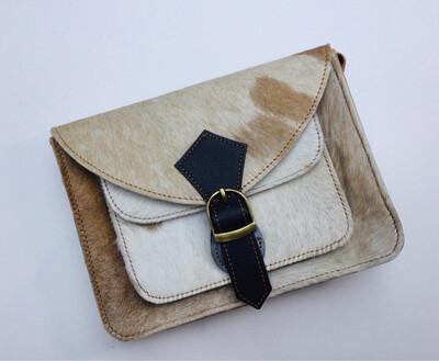 Satchel Leather Crossbody Bag