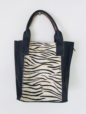 Large Zebra Shopper