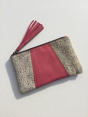 Animal / Leopard Mini Clutch