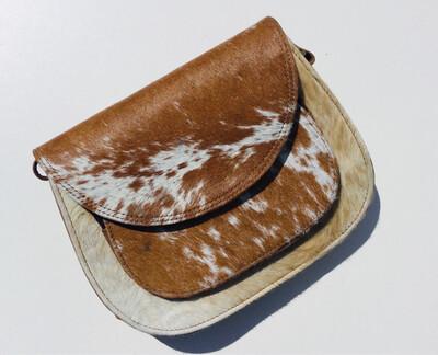 Animal Crossbody Saddle Bag