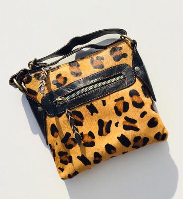 Animal Crossbody Messenger Bag