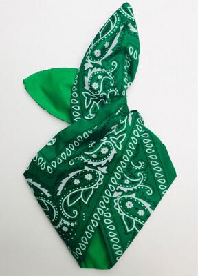 Green Bandanna Bebop