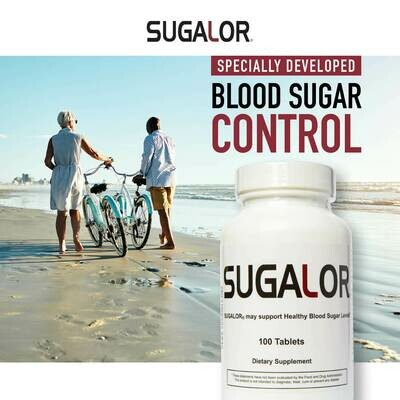 NIALOR® 2-pack + SUGALOR®  control blood sugar and appetite