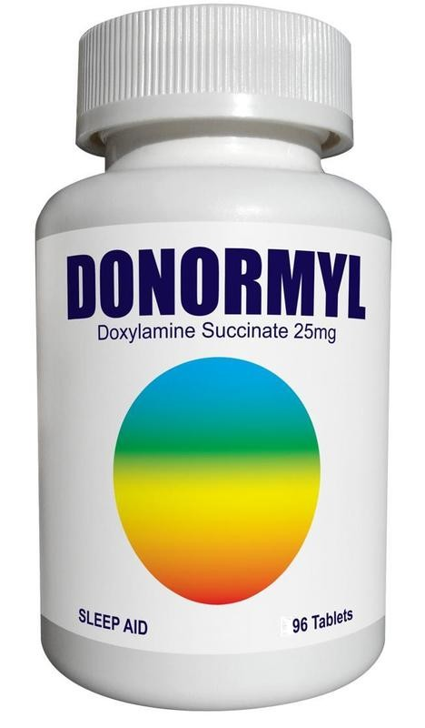 DONORMYL® 25mg, 96 Tablets