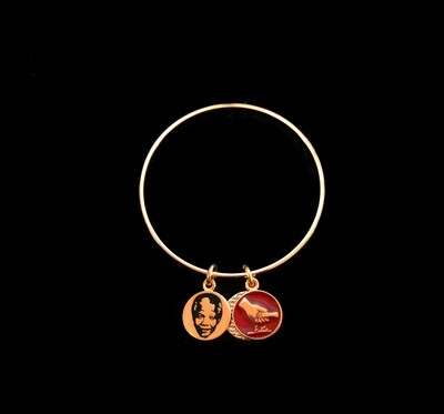 House of Mandela 3 Bangle Charm