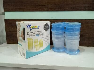 Momeasy Storage Cups