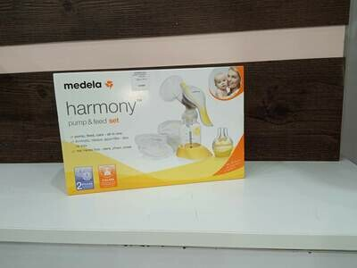 Medela Harmony and Feeding Set