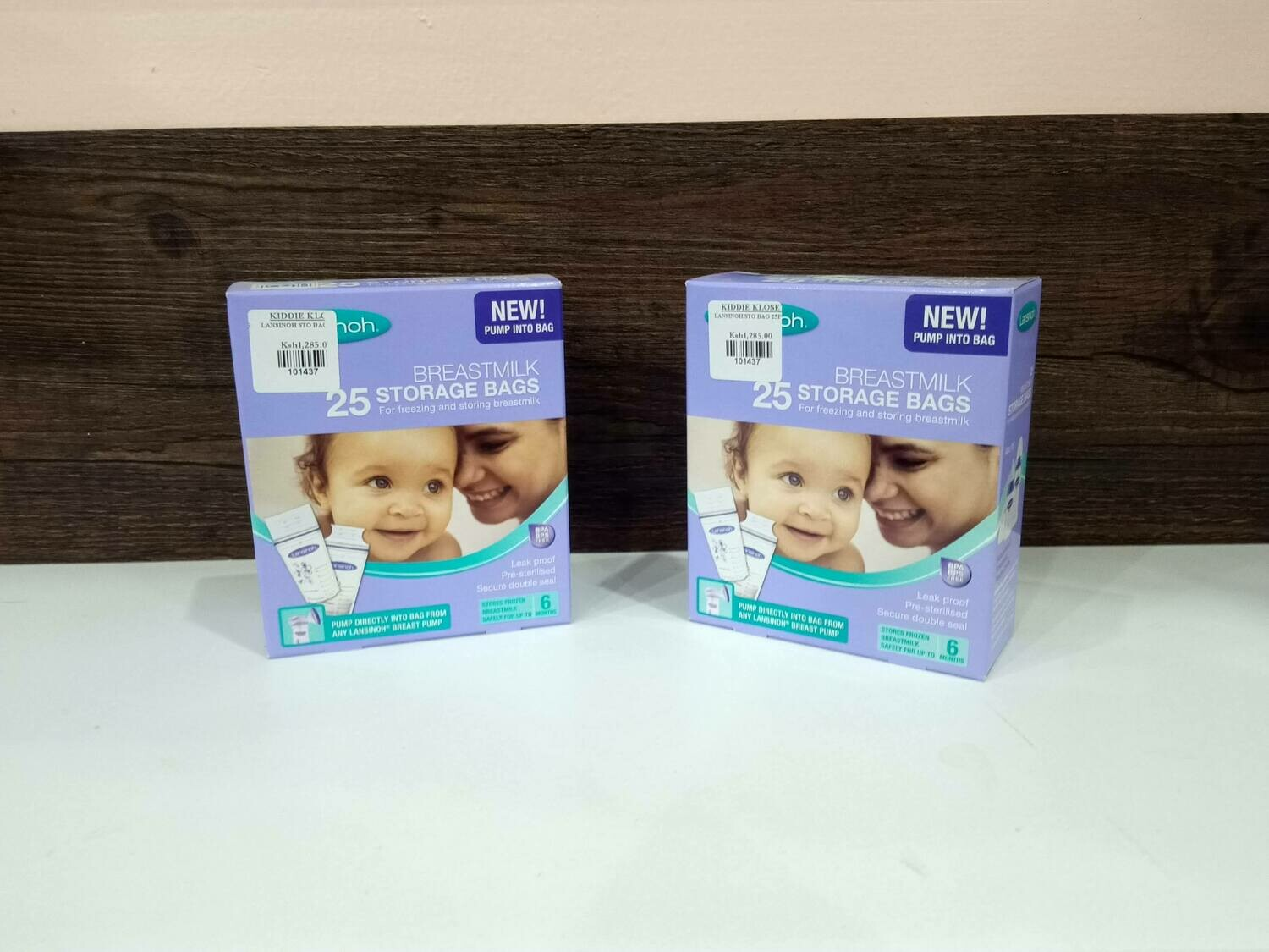 ​Lansinoh Breast Milk Storage bags 50 pieces