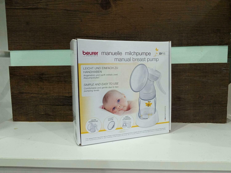 Beurer Manual Breast Pump