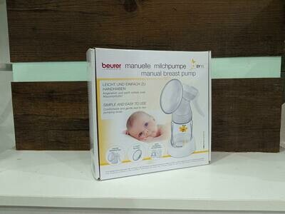 Beurer Manual Breast Pump