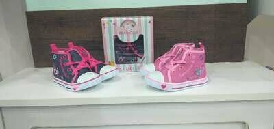 Bear Club High top Girl Shoes