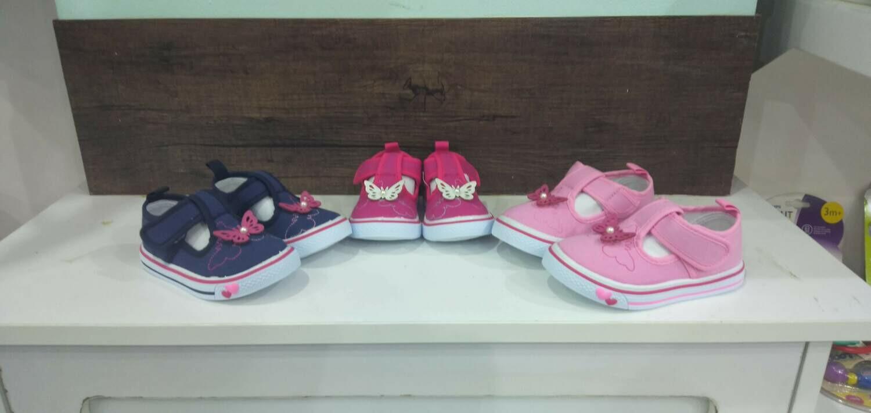 Bear Club Girl shoes