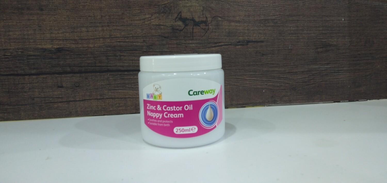 Zinc & Castor Oil Nappy Cream