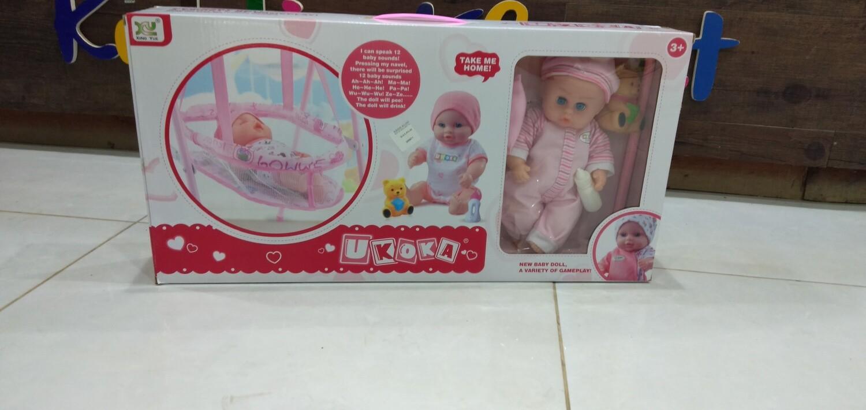Ukoka Doll