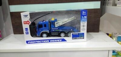 City service rescue