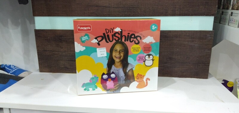 DIY plushies(mini animal friends)