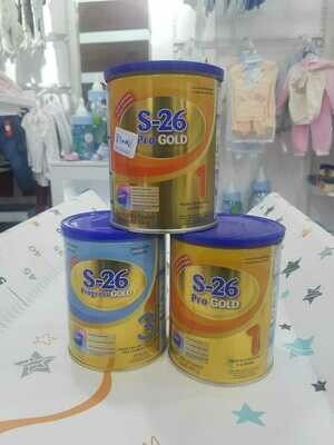 S-26 Pro-Gold